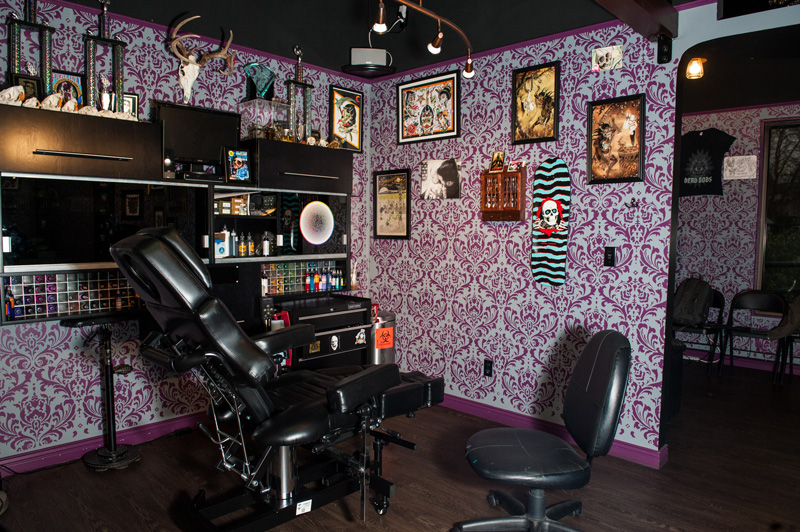 home dead gods tattoo. Black Bedroom Furniture Sets. Home Design Ideas